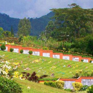 Osarios Parque cementerio Dosquebradas