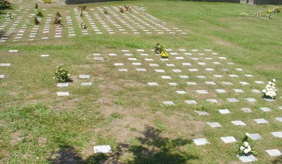 Osarios en Jardín, Parque cementerio La Ofrenda