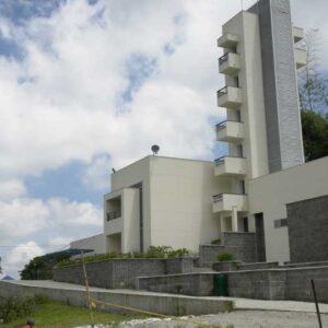 Edificio del Parque Cementerio Quindio