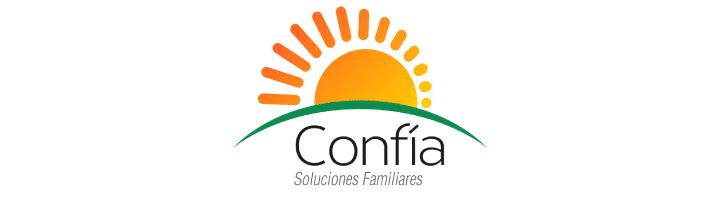 Logo Confía