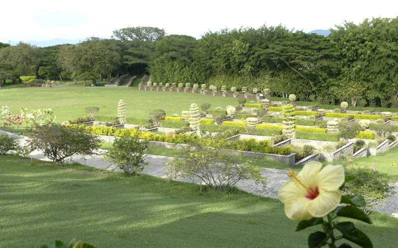 parque cementerio La Ofrenda cartago