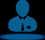icono de asesor de recaudo personalizado de La Ofrenda S.A.